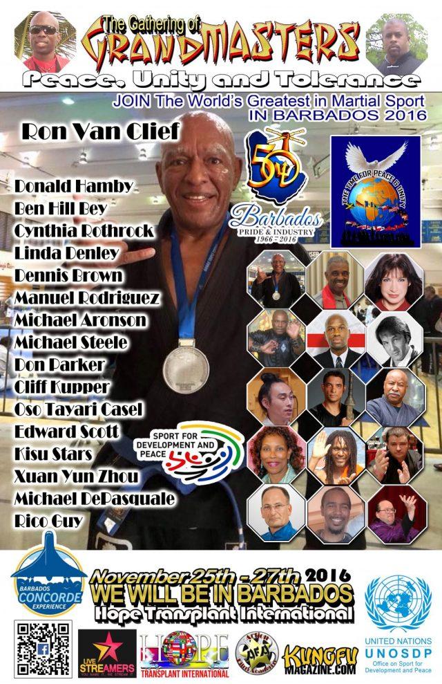 Ron Van Clief